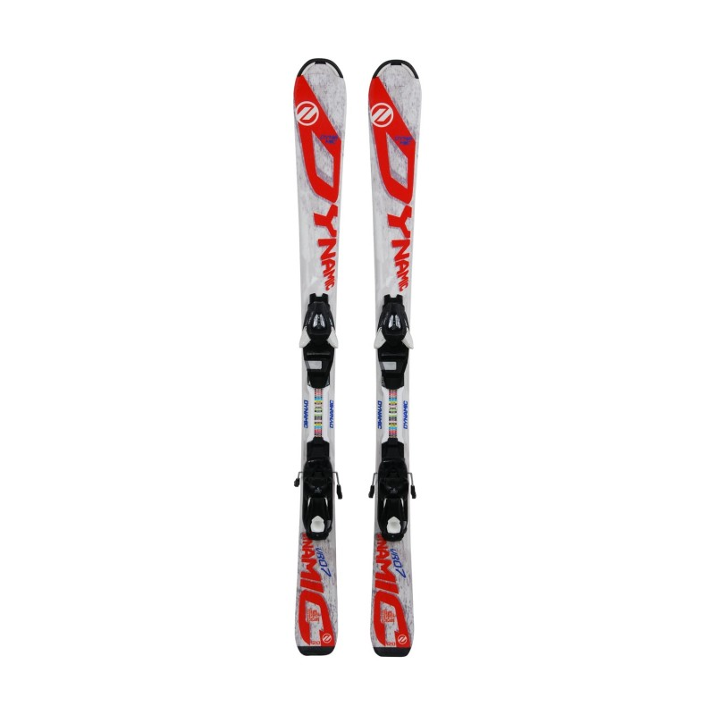Ski occasion junior Dynamic VR 07+ fixations - Qualité A