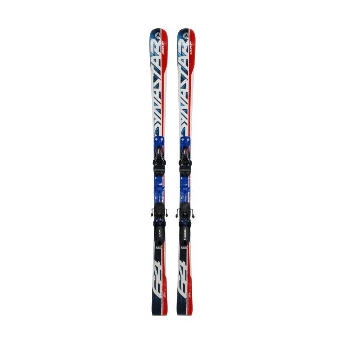 Ski occasion junior Dynastar Course comp 64 - bindings