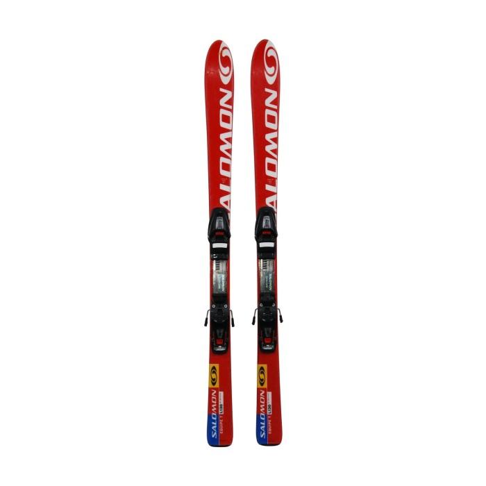 Ski junior opportunity Salomon Team T - bindings