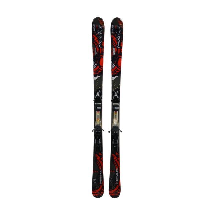 Auslässe Ski Head Monster 78 + Befestigung