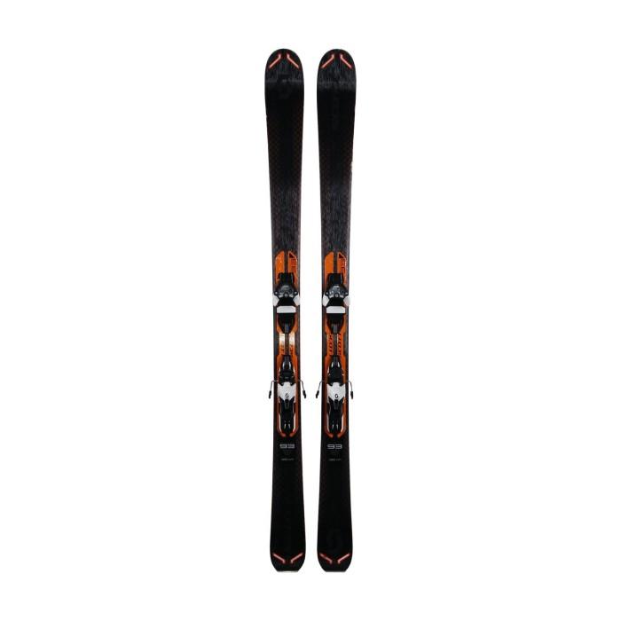 Ski opportunity Scott Slight 93 - bindings