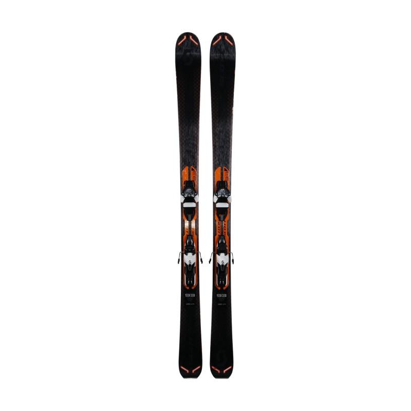 Ski occasion Scott Slight 93 + fixations - Qualité A