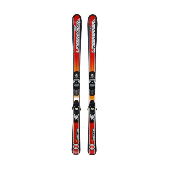 Ski occasion junior Wedze Linebreaker + fixations