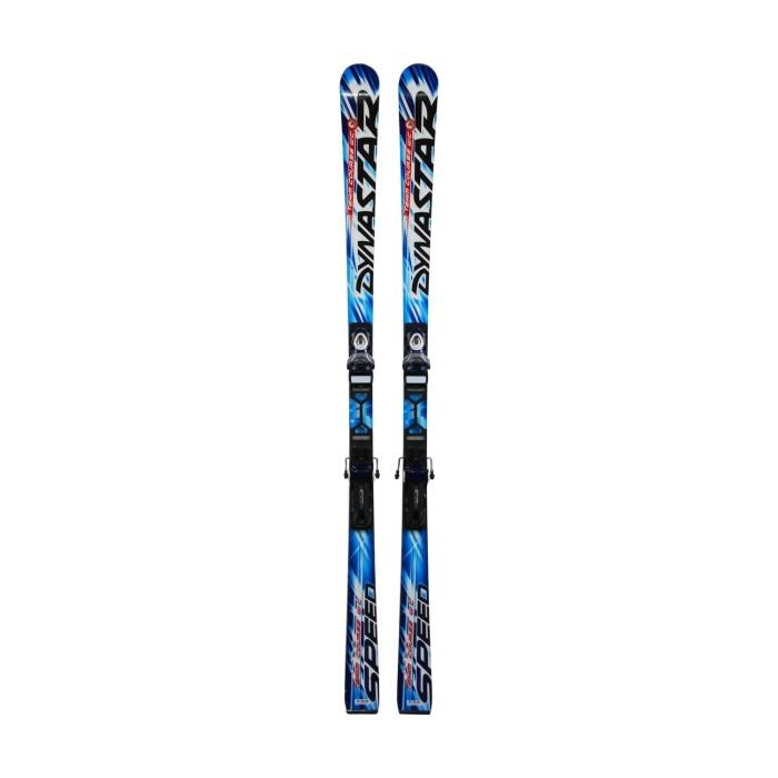 Gebrauchte Ski Junior Dynastar Speed Team Rennen WC + Befestigungen