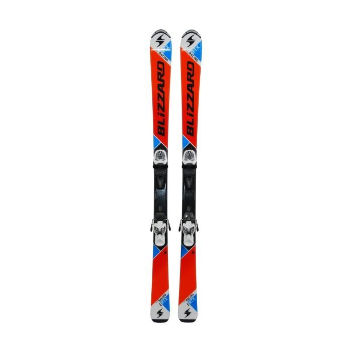 Ski occasion junior Blizzard RACING RTX + fixations