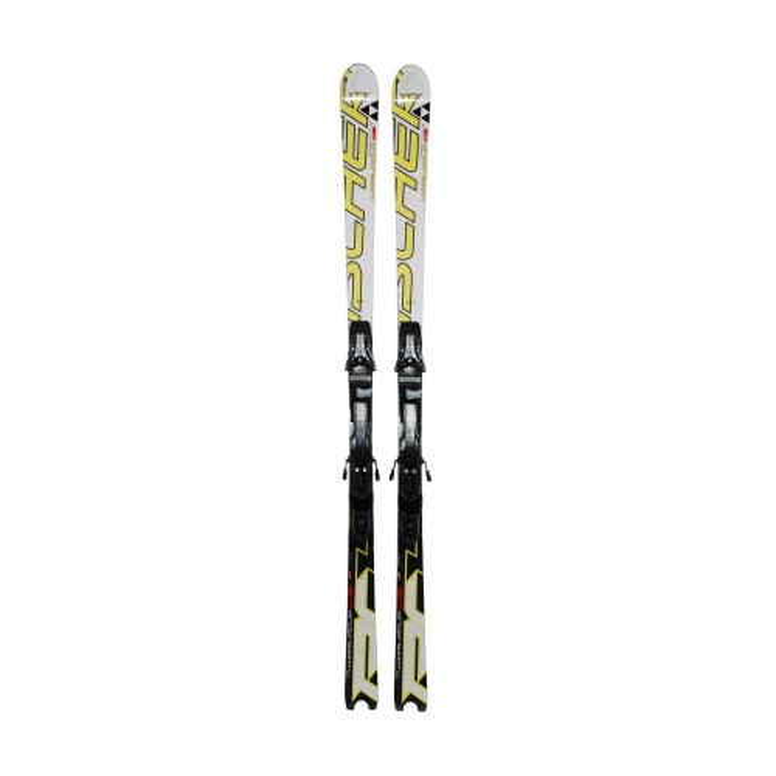 Ski für Junior Fischer Worldcup GS + Befestigungen