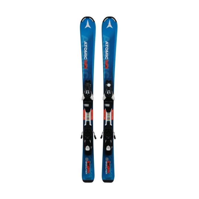 Ski occasion Junior Atomic Vantage JR II + fixations