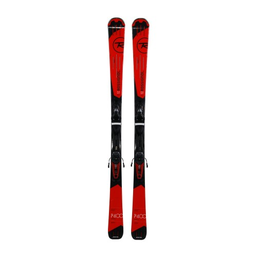 Ski occasion Rossignol Pursuit 400 carbon + fixations