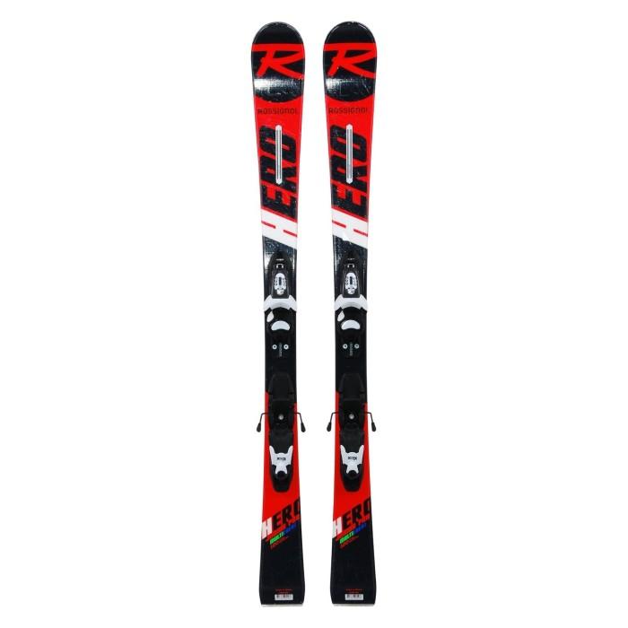 Ski junior occasion Rossignol hero Junior Pro Multi Event - bindings