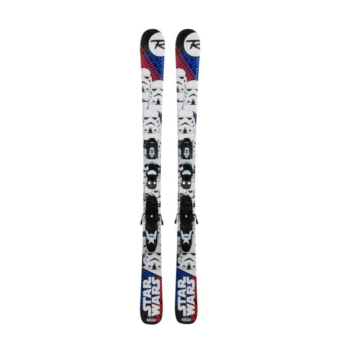 Oportunidad de esquí junior Rossignol Star Wars - fijaciones