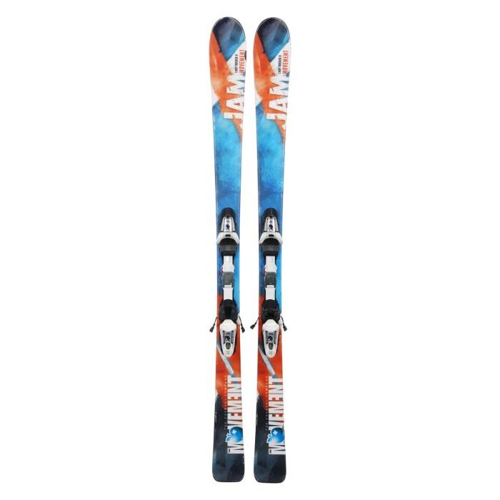 Gebrauchte Ski Movement Jam ER + Befestigung