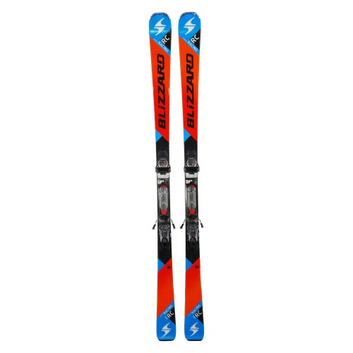 Ski occasion Blizzard Racing Carbon RC + fixations