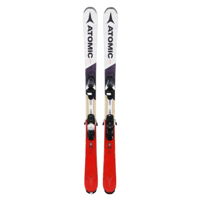 Ski used Atomic Punx - bindings