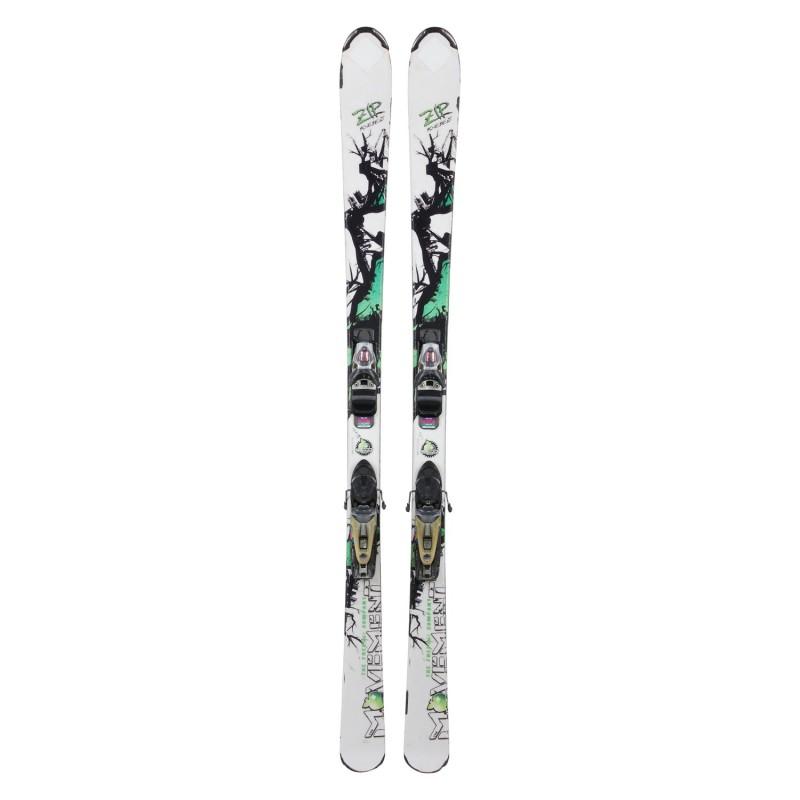 Ski occasion Movement Zip + fixations - Qualité B