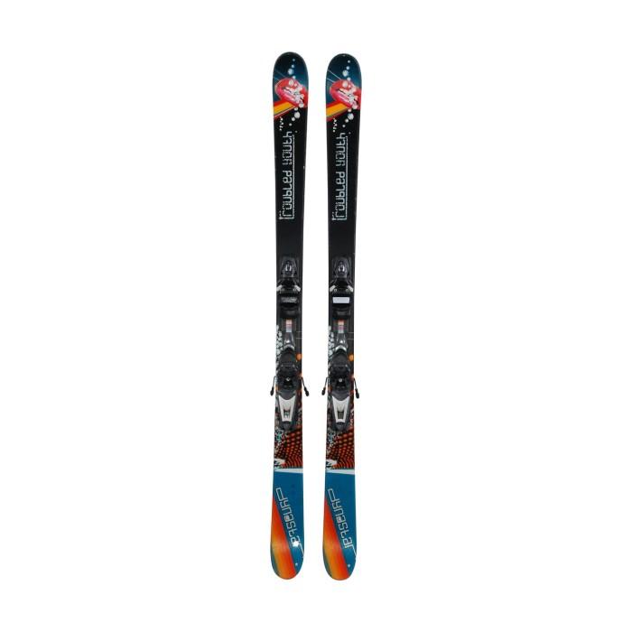 Ocasión de esquí junior Dynastar Troubled Youth - fijaciones