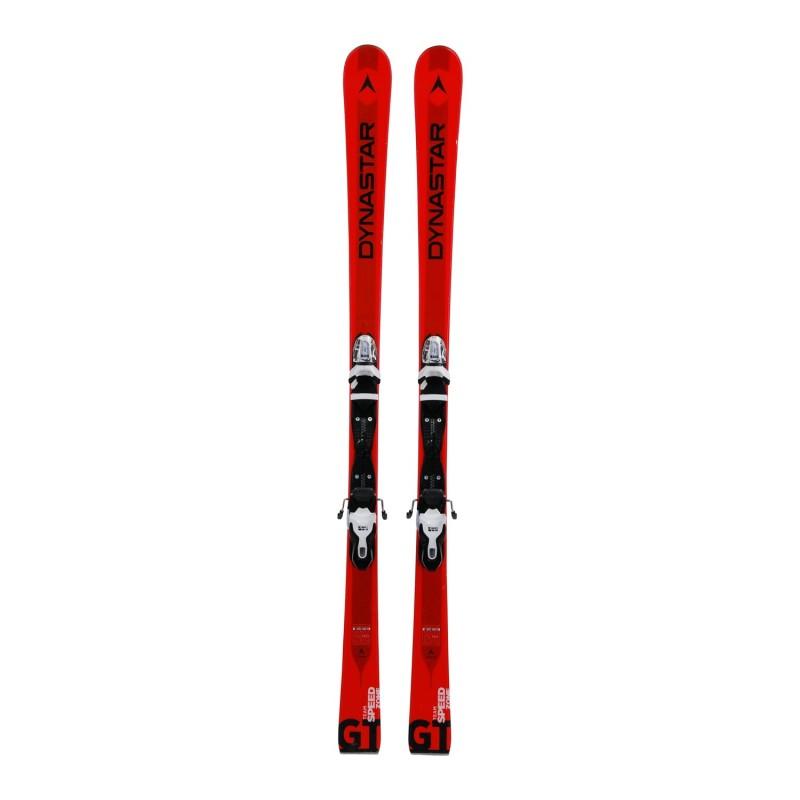 Ski occasion Junior Dynastar Team Speed Zone GT + fixations - Qualité A