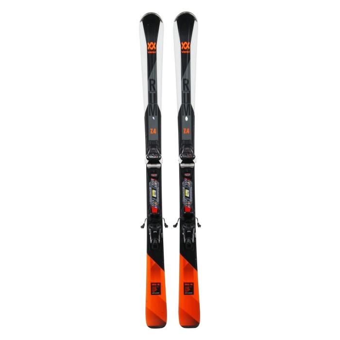 Gebrauchte Skier Volkl RTM 7.4 + Befestigung