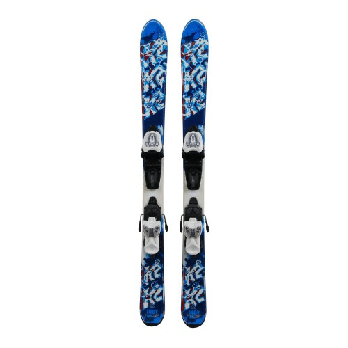 Ski occasion junior K2 indy + fixations