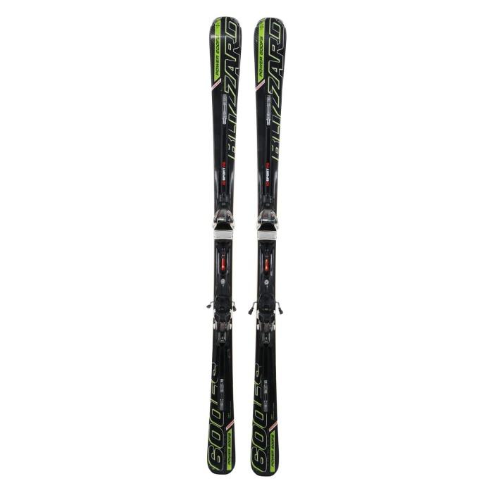 Ski used Blizzard Power 600 fs - bindings