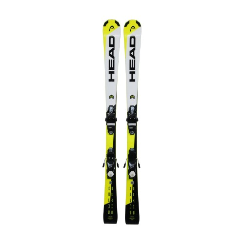 Ski occasion junior Head Supershape Era 2.0 + fixations