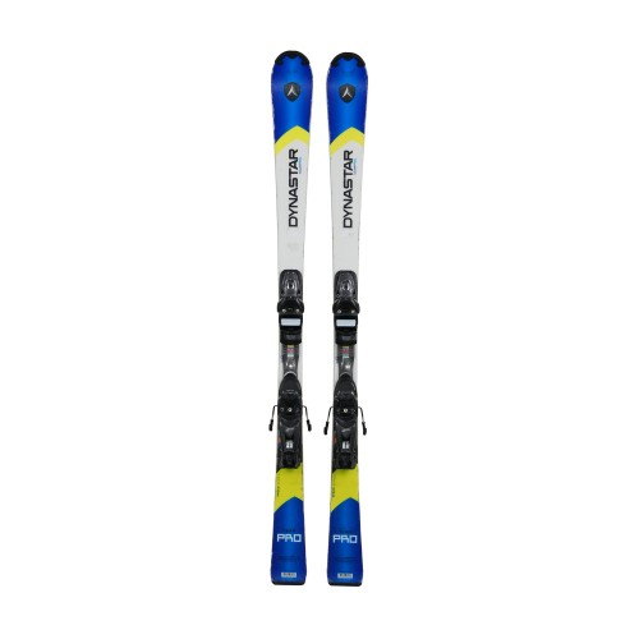 Gebrauchte Ski Junior Dynastar Speed Team Pro + Befestigungen