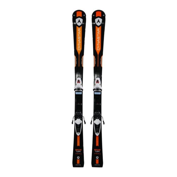 Gebrauchte Ski Junior Dynastar Team SPeed Pro + Befestigungen