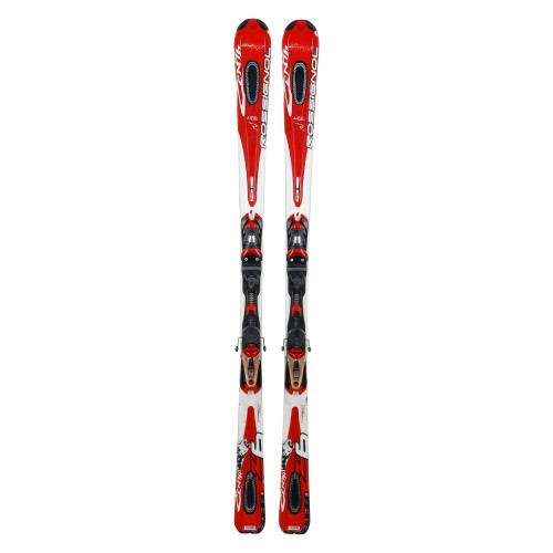 Ski occasion Rossignol Zenith 6 rouge + Fixations