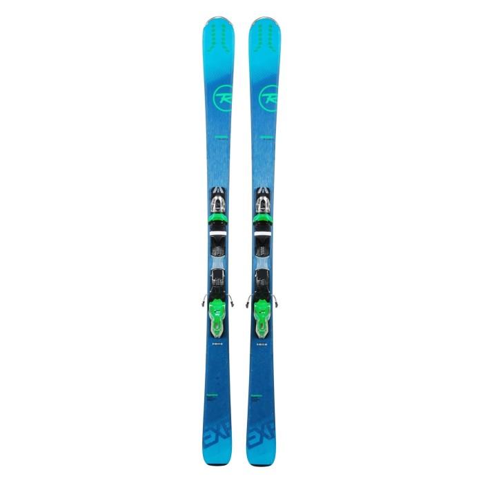 Ski used Rossignol Experience 80 CI - bindings