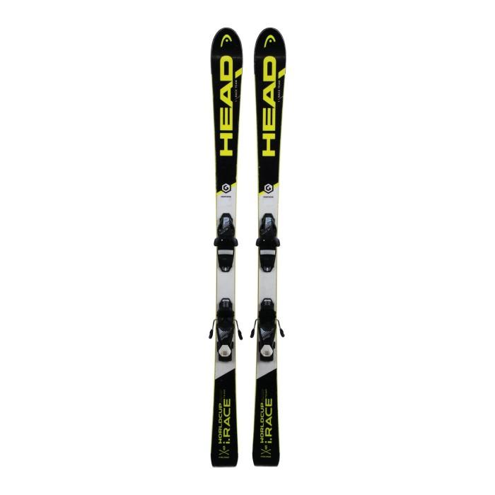 Ski occasion junior Head i.race team WC + fixations