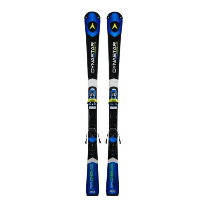Ski occasion junior Dynastar Team Omeglass WC + fixations