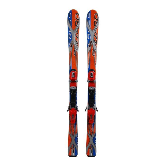 Ski für Junior Blizzard RXK R Cross + Befestigungen