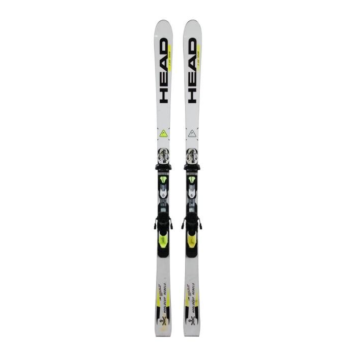 Junior Ski Fürst Head I.GS Team Worldcup Rebels + Befestigungen