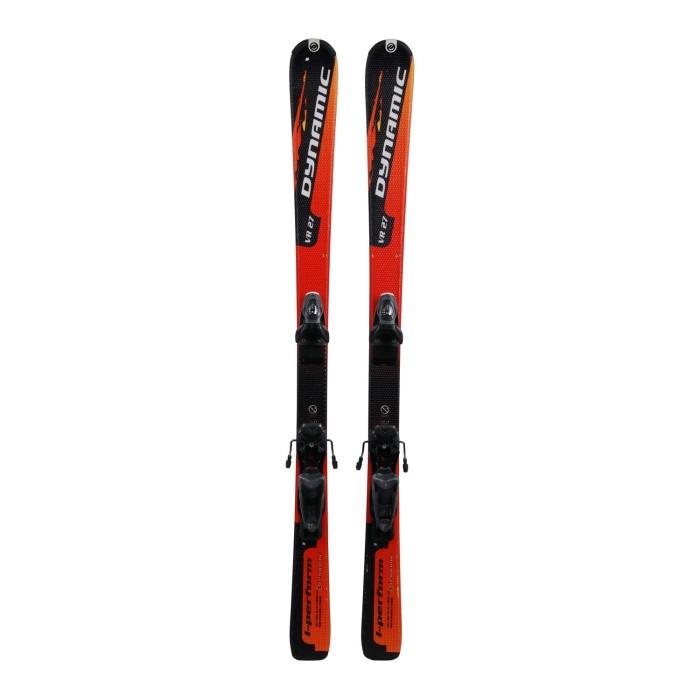 Ski für Junior Dynamic VR 27 i.perform + Befestigungen