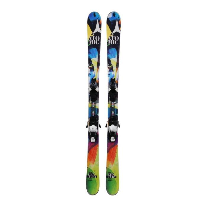 Ski occasion junior Atomic Century + fixations
