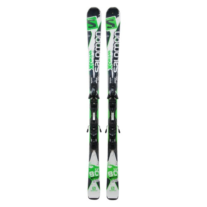 Ski Used Salomon X Drive 80 TI - bindings