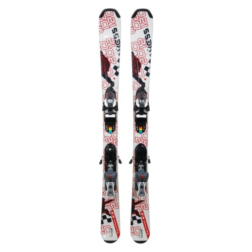 Mini Ski occasion Salomon axess + fixations