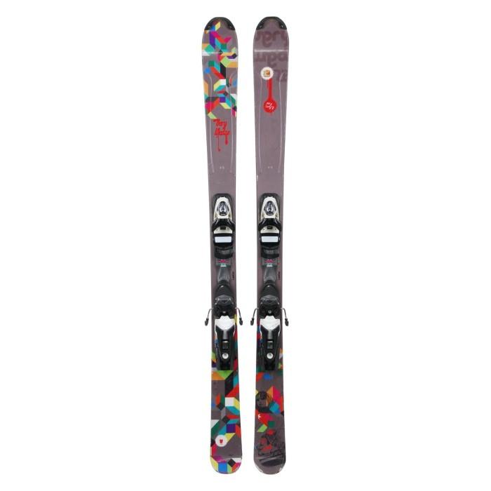 Mini-Ski-Anlass Wed 'ze Very hungry + Befestigungen