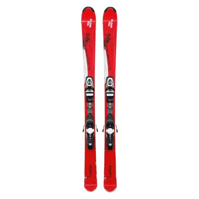 Mini Ski Used Wed'ze Very - Bindings