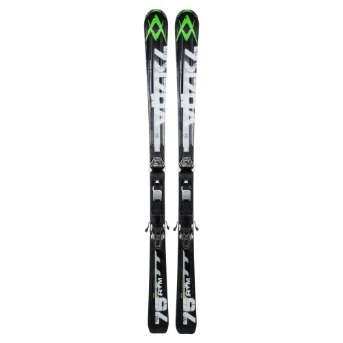 Ski occasion Volkl RTM 75 + fixations