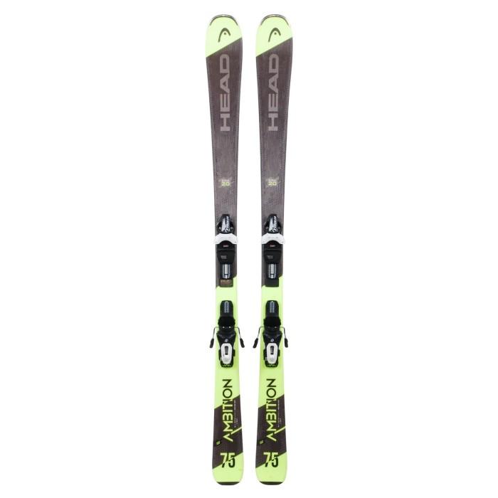 Ski Für 75 + Befestigungen