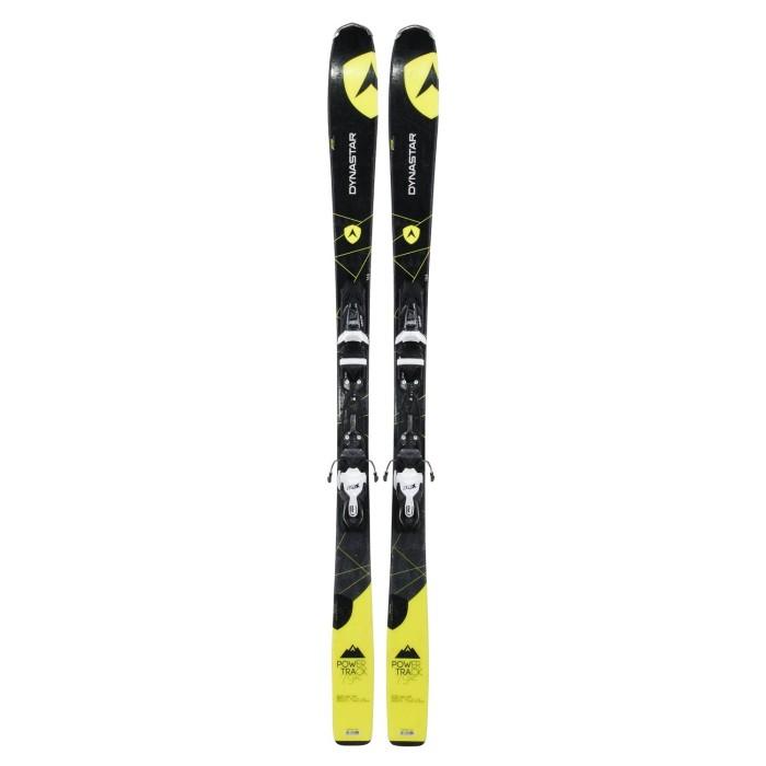 Gebrauchte Ski Dynastar Powertrack 79 XC + Befestigungen