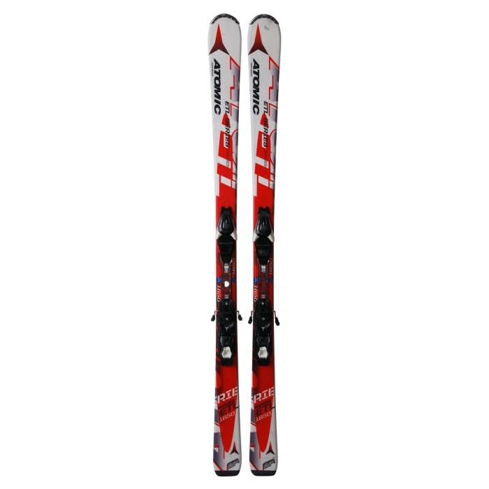 Ski occasion Atomic ETL series + fixations