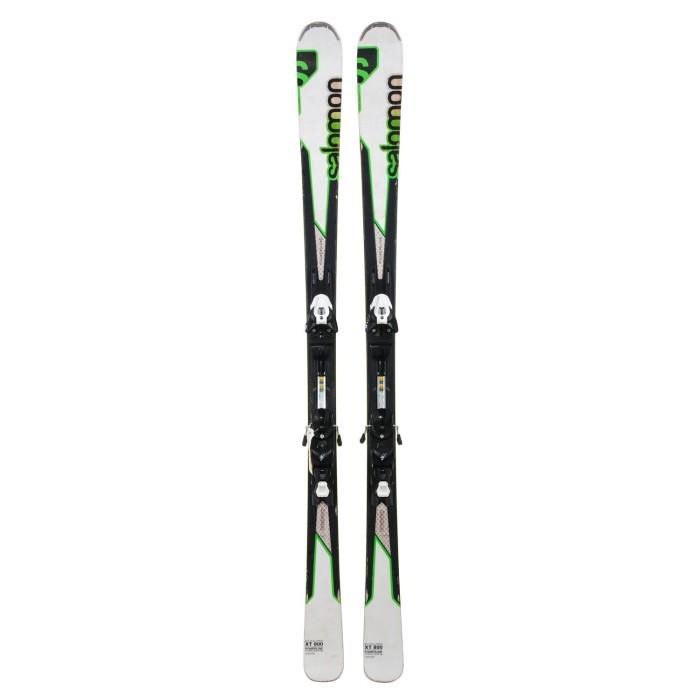 Ski used Salomon Enduro XT 800 - bindings