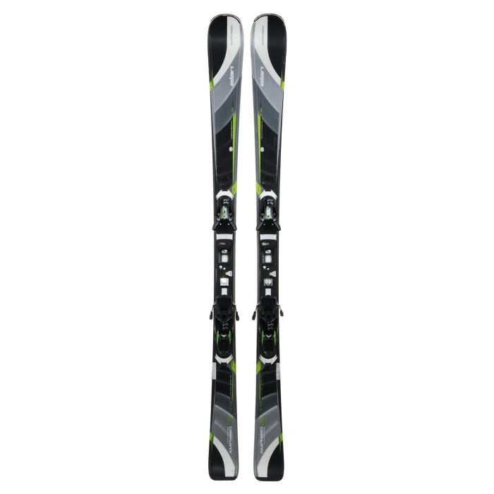 Gebrauchte Ski Elan Amphibio 78 + Befestigungen