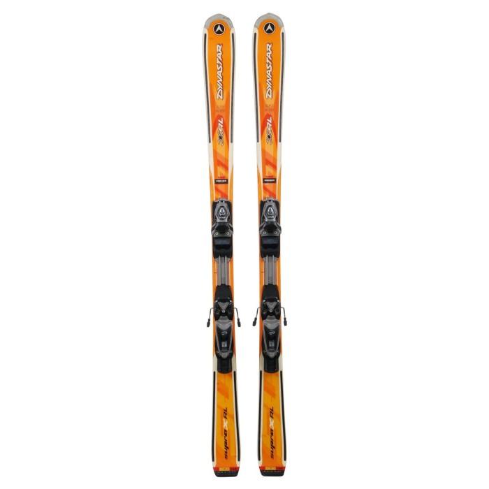 Gebrauchte Ski Dynastar Supra X RL + Befestigungen