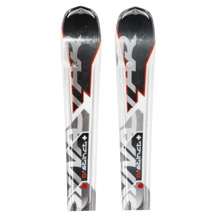 Gebrauchte Ski Dynastar D-Stinct plus + Befestigungen
