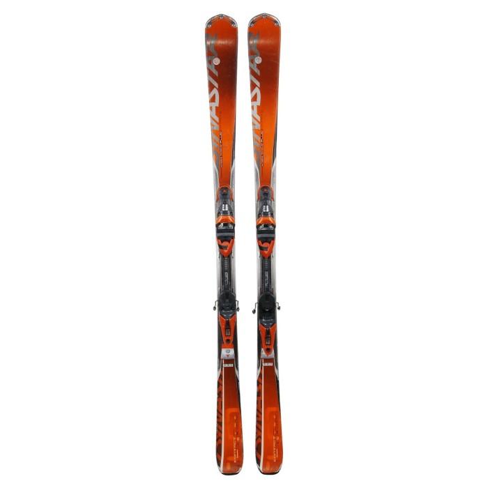 Ski used Dynastar Contact 10 - bindings