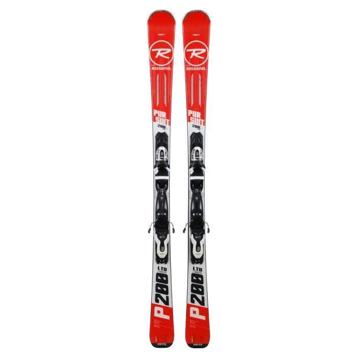 Ski occasion Rossignol Pursuit 200 LTD Carbon + fixations