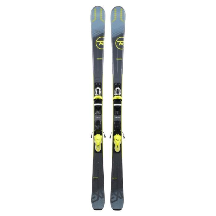 Ski used Rossignol Experience 74 - bindings