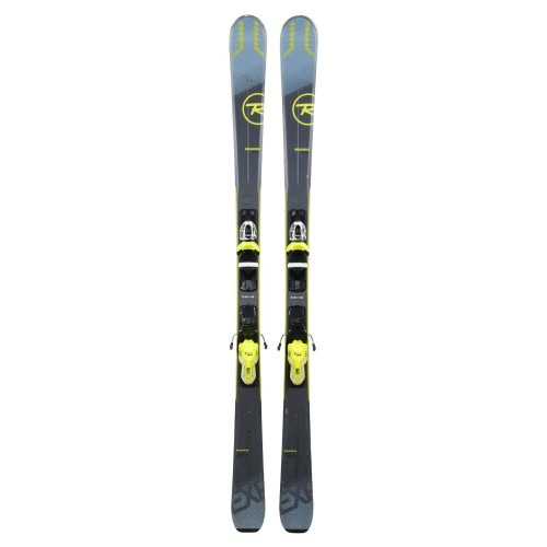Ski occasion Rossignol Experience 74 + fixations